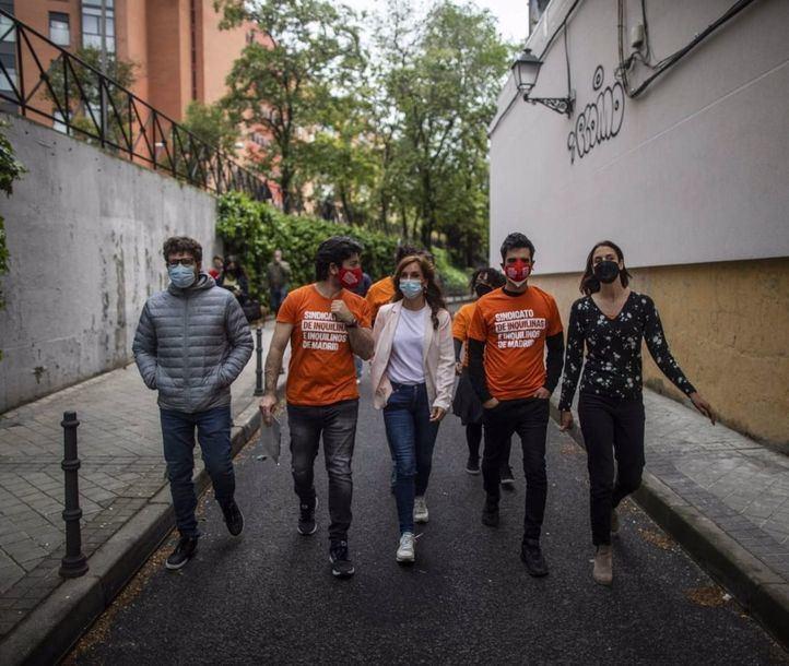 Más Madrid aboga por una Ley de Vivienda