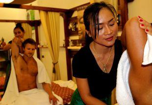 ¿Por qué son tan beneficiosos los masajes tailandeses?