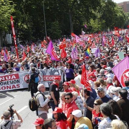 Convocadas varias protestas para el 1 de Mayo, entre ellas la marcha del sindicato de Vox