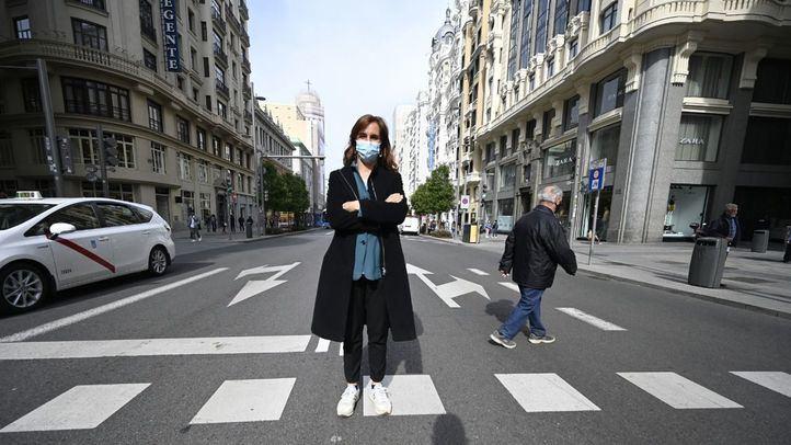 Más Madrid se reivindica como el partido verde del legado de Carmena y Sabanés
