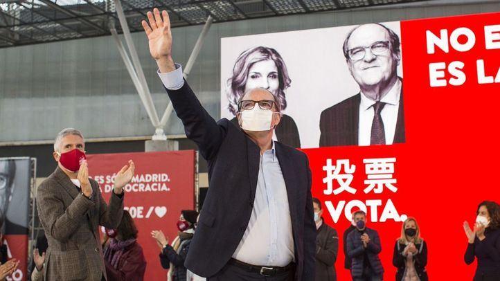 Gabilondo no teme el 'sorpasso' de Más Madrid