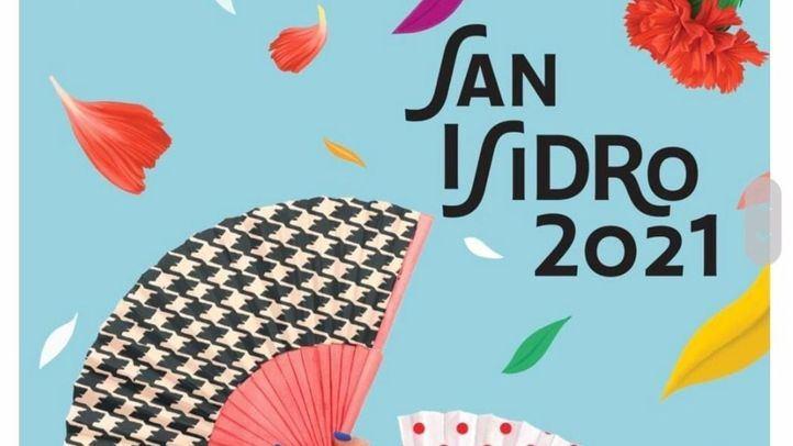 Cartel de las fiestas de San Isidro 2021