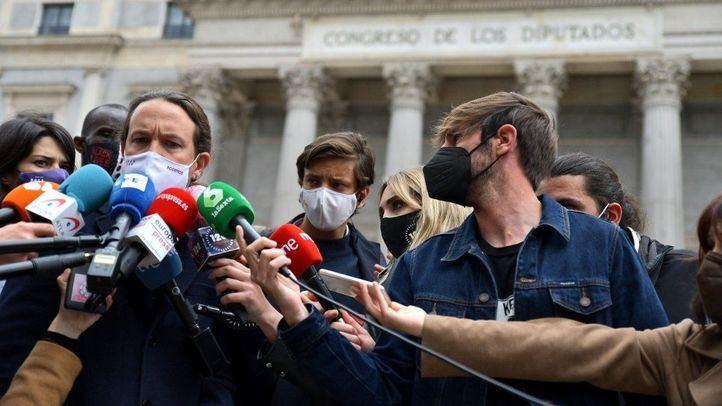 Pablo Iglesias denuncia insultos y amenazas contra él en un grupo de Facebook