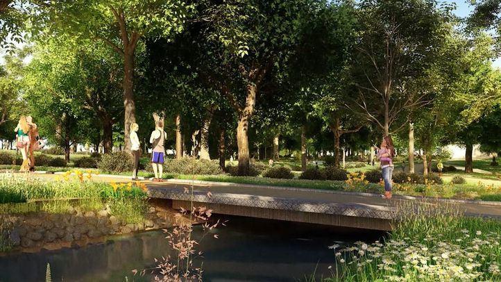 Proyecto Metropolitan Park.
