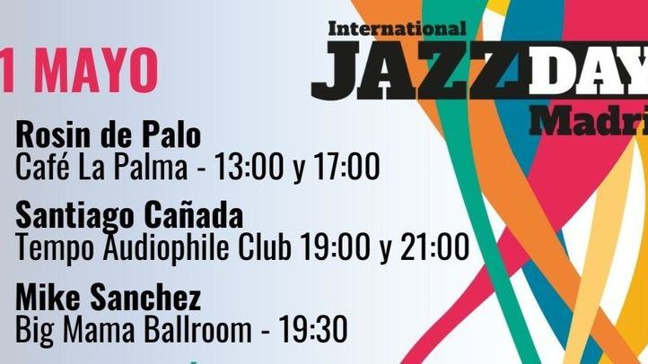 Tercer día de conciertos en el International Jazz Day Madrid 2021