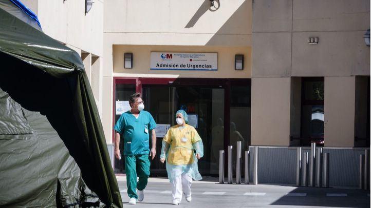 Aumenta el número de contagios, hospitalizados y fallecidos por Covid