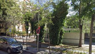 Calle Dolorosa, lugar donde comenzó la pelea entre dos grupos