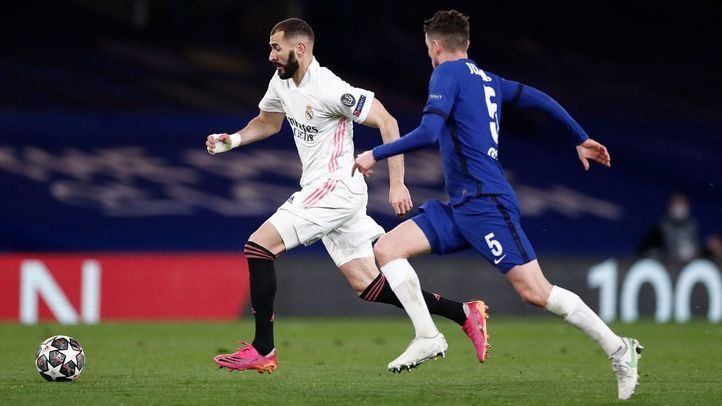 El Real Madrid demuestra el fin de ciclo en el peor momento: adiós a la Champions (2-0)