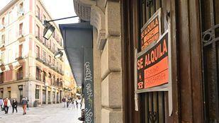 Un estudio revela que los madrileños destinaron al alquiler en 2020 la mitad de su sueldo bruto