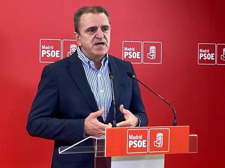 José Manuel Franco dimite como secretario general del PSOE-M