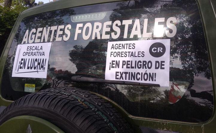 El acuerdo de la Comunidad con los Agentes Forestales divide a sindicatos y plantilla