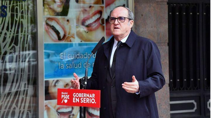 Ángel Gabilondo recibe el alta tras ser hospitalizado este jueves
