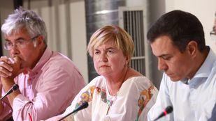 Isaura Leal, responsable de la gestora del PSOE-M