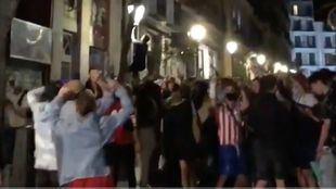 Miles de personas salen a las calles en diferentes ciudades