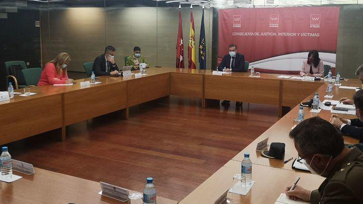 Primera reunión del PLATERCAM tras el fin del estado de alarma