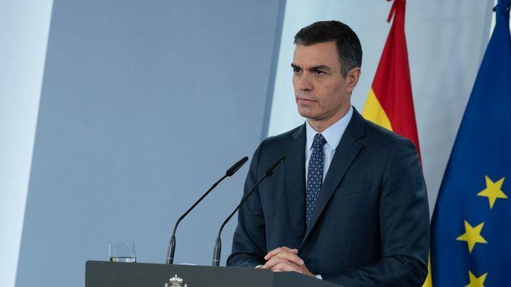 Sánchez descarta cambios legales y asegura que las comunidades