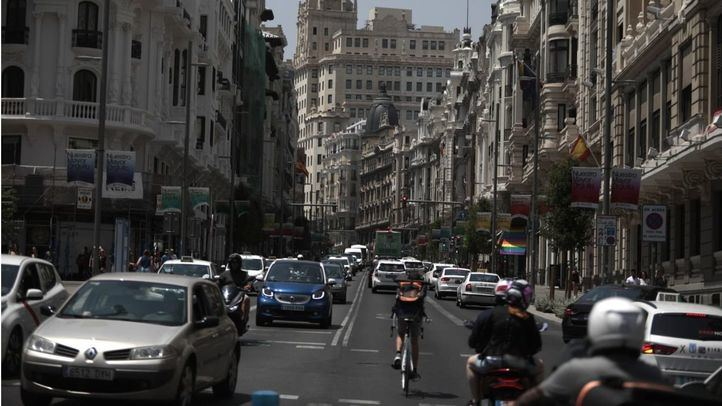 Nuevos límites de velocidad en vías urbanas desde este martes