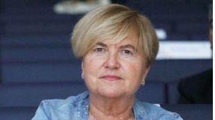 Isaura Leal, presidenta de la Gestora del PSOE-M