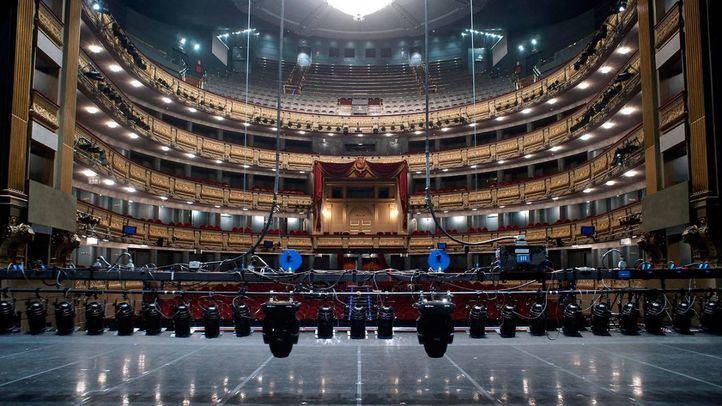 El Teatro Real, reconocido como el mejor teatro de ópera del mundo en los International Opera Awards