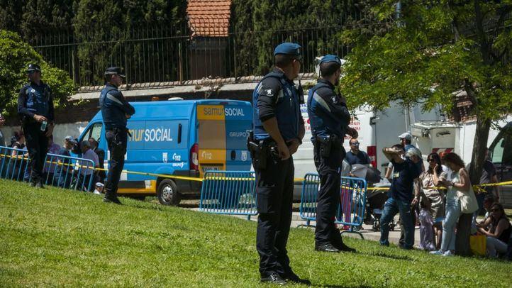 Madrid desplegará cerca de 1.500 policías extra de jueves a domingo por San Isidro