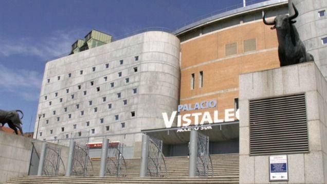 Palacio Vistalegre