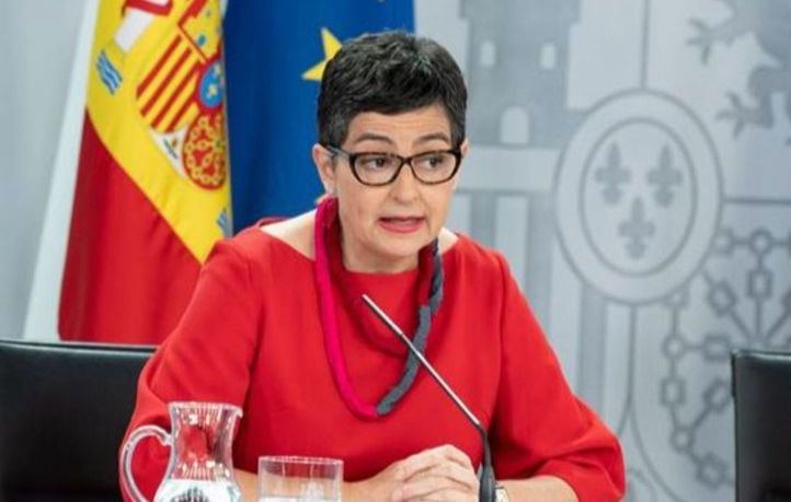 Arancha González Laya, ministra de Asuntos Exteriores
