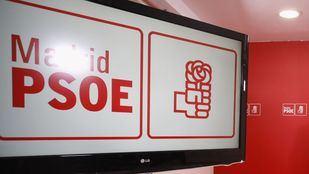 La Comisión Gestora del PSOE de Madrid se reunirá este lunes con el Grupo Parlamentario Socialista