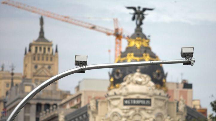 Paralizadas las multas de Madrid Central, aunque se seguirán captando infractores