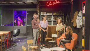 'Cluster', ocho vidas jóvenes