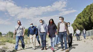 Las obras para convertir el cerro Almodóvar en el km 0 del Bosque Metropolitano arrancan en junio