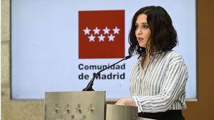 Díaz Ayuso defiende que los ciudadanos en Madrid pueden hacer lo que les dé