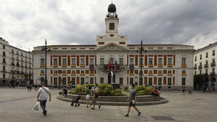 Ayuso espera que en la semana del 21 de junio ya haya Gobierno en Madrid