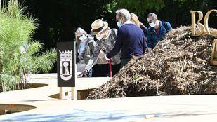 El Retiro acoge las 'primeras ideas' que compondrán el Bosque Metropolitano