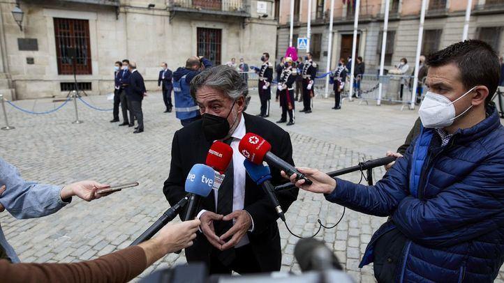 Pepu Hernández rectifica y cree que cometieron 'un error' en la crítica a la medalla a Trapiello