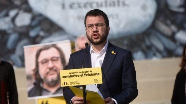 Junts y ERC alcanzan un principio de acuerdo