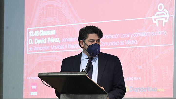 David Pérez: