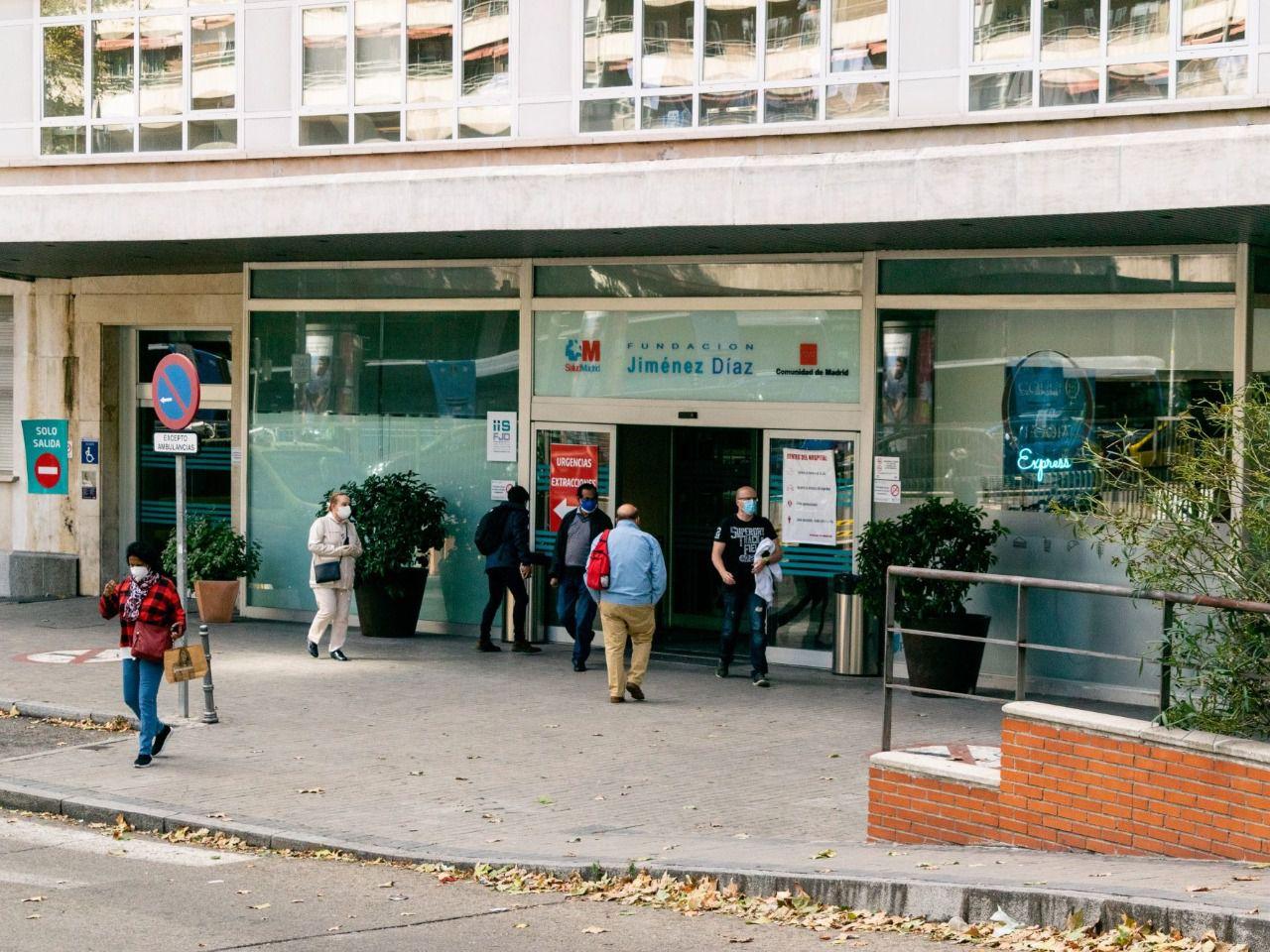 Madrid sigue con los contagios a la baja, pero mantiene una alta ocupación hospitalaria