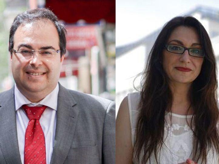 Santiago Llorente y Sol Sánchez, tertulia autonómica en Onda Madrid