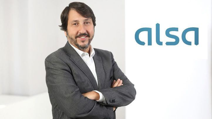 Francisco Iglesias, Consejero Delegado de Alsa