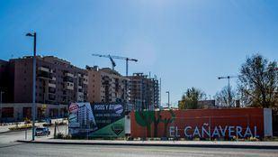 Otra parcela municipal, cedida a la Comunidad para edificar un centro de salud en El Cañaveral