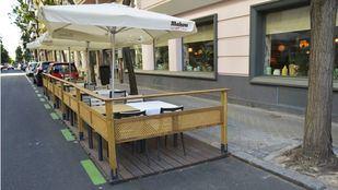 Nuevo pulso entre vecinos y hostelería por la continuidad de las terrazas Covid