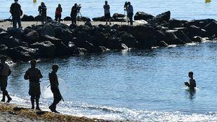 Madrid acogerá a 20 menores extranjeros no acompañados procedentes de Ceuta