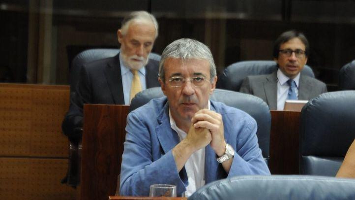 Muere Gregorio Gordo, antiguo coordinador de IU en la Comunidad de Madrid
