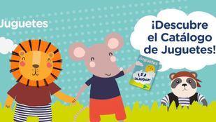 """El Corte Inglés lanza un catálogo de juguetes digital para """"jugar"""""""