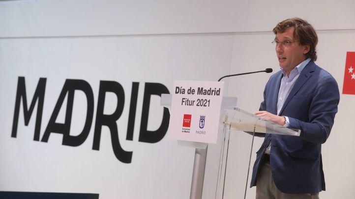 Almeida asume el reto de impulsar el turismo nacional: