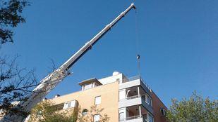 Instalación masiva de antenas 5G en Leganés Norte