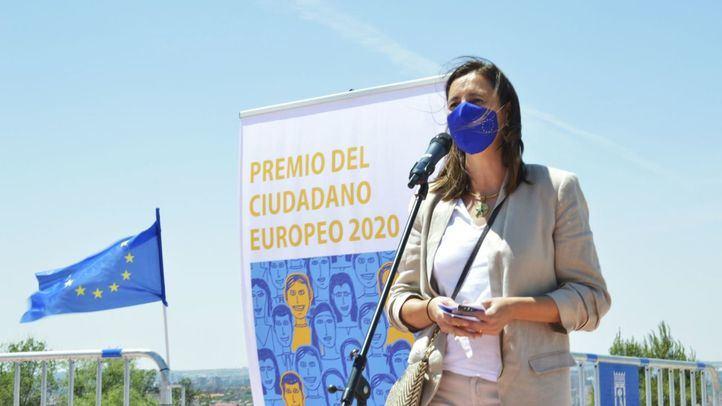 Entrega del Premio Ciudadano Europeo 2020