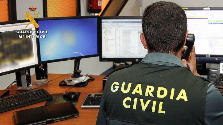 Detenido un joven de 22 años tras pasearse 'armado' por El Escorial