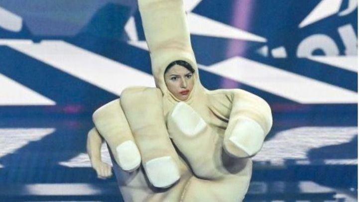 Los mejores memes de la gala de Eurovisión