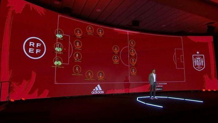 La lista de la Selección para la Eurocopa: ni Sergio Ramos ni nadie del Real Madrid